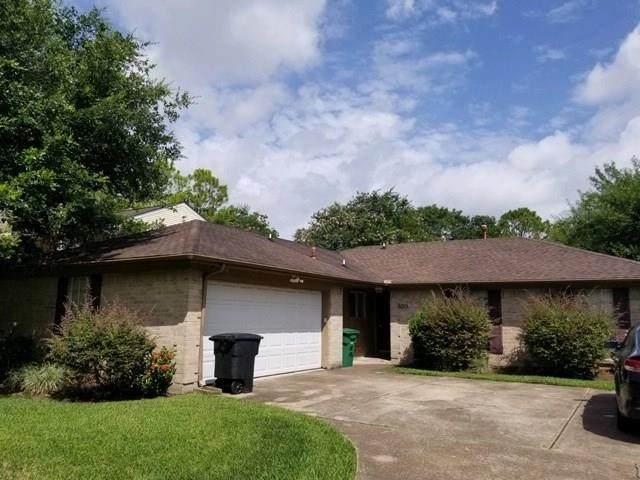 609 Oak Harbor Drive, Houston, TX 77062 (MLS #23764950) :: The Queen Team