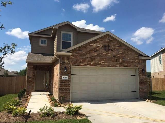 2218 Windy Grove Drive, Texas City, TX 77568 (MLS #23830577) :: The Sansone Group