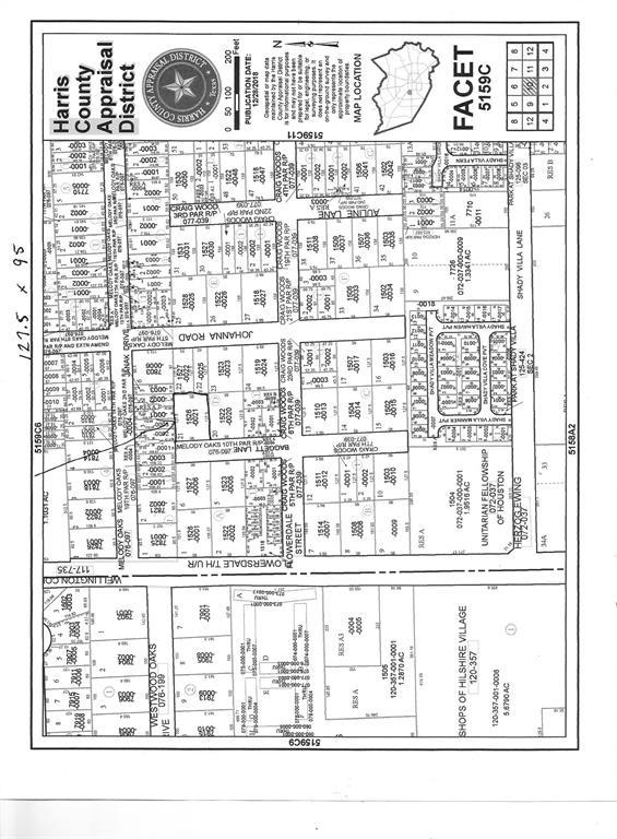 1526 Baggett Lane, Houston, TX 77055 (MLS #23868195) :: The SOLD by George Team