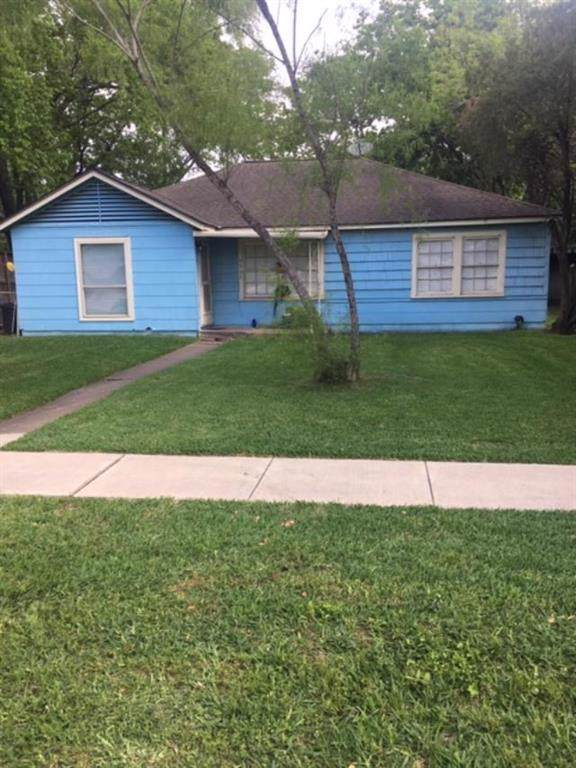 4908 Chestnut Street, Bellaire, TX 77401 (MLS #23889079) :: The Jill Smith Team