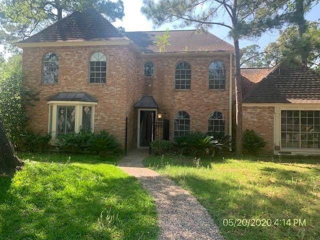 1710 Sweet Grass Trail, Houston, TX 77090 (MLS #23948969) :: The Queen Team