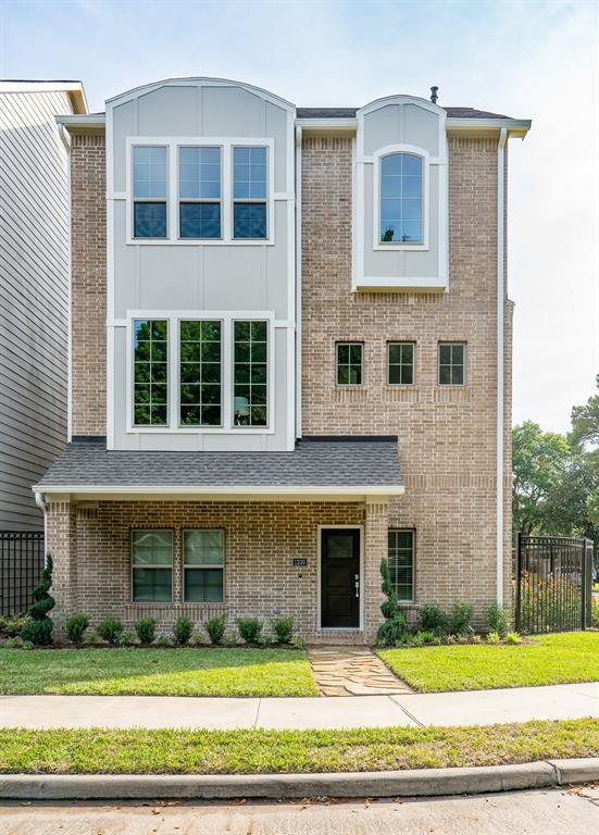 1226 Murrayhill, Houston, TX 77043 (MLS #24149704) :: The Heyl Group at Keller Williams