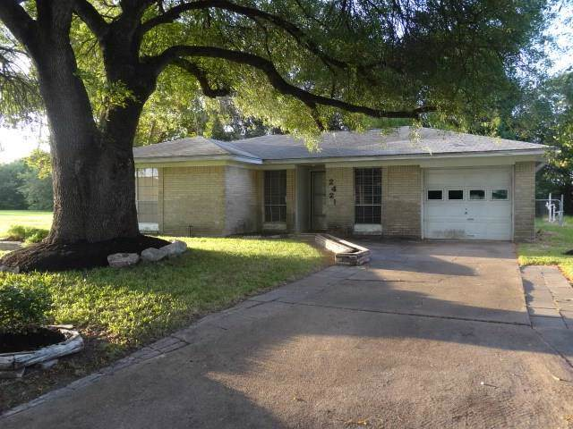 2421 2nd Avenue S, Texas City, TX 77590 (MLS #24174721) :: The Sold By Valdez Team