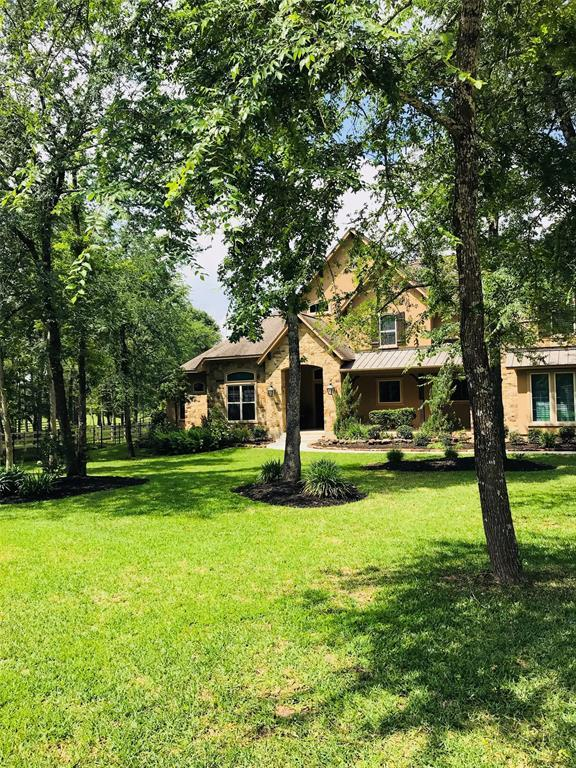 10507 Crystal Cove Drive, Magnolia, TX 77354 (MLS #24190040) :: Texas Home Shop Realty