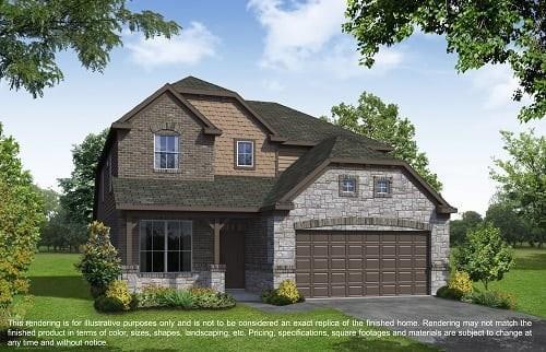 2323 Sanders Brook Drive, Baytown, TX 77521 (MLS #24218864) :: Giorgi Real Estate Group