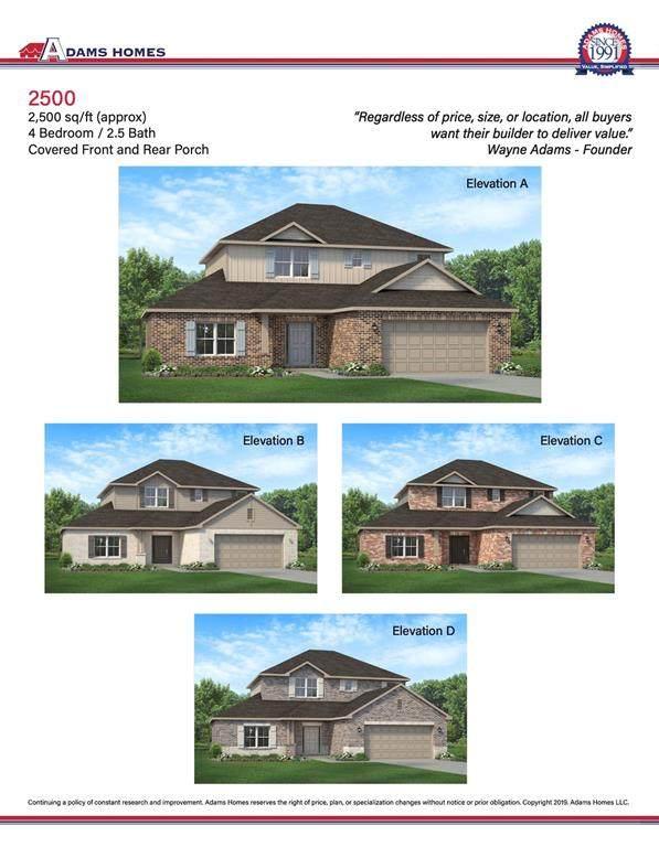 30072 Walton Heath Drive, Cleveland, TX 77327 (MLS #24559822) :: The SOLD by George Team