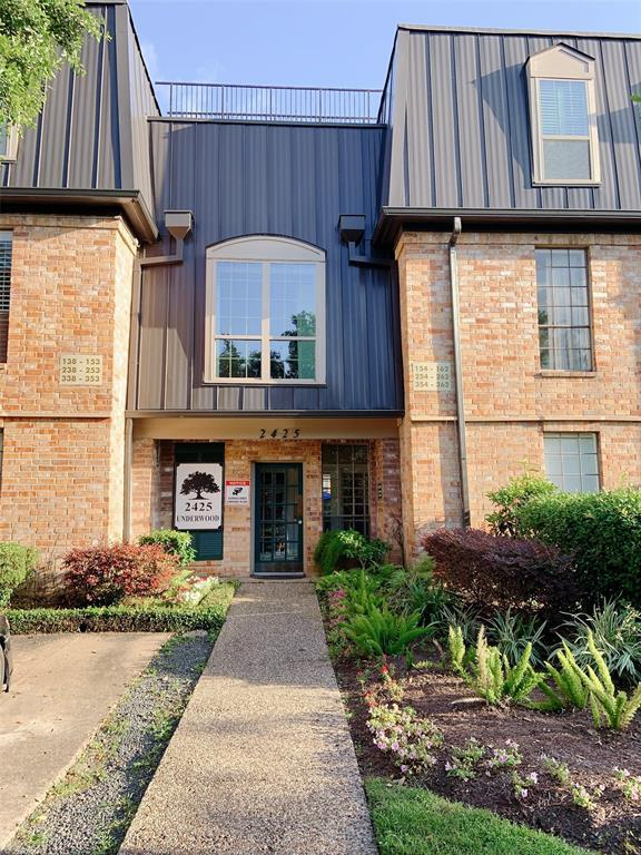 2425 Underwood Street #354, Houston, TX 77030 (MLS #24619561) :: Fairwater Westmont Real Estate