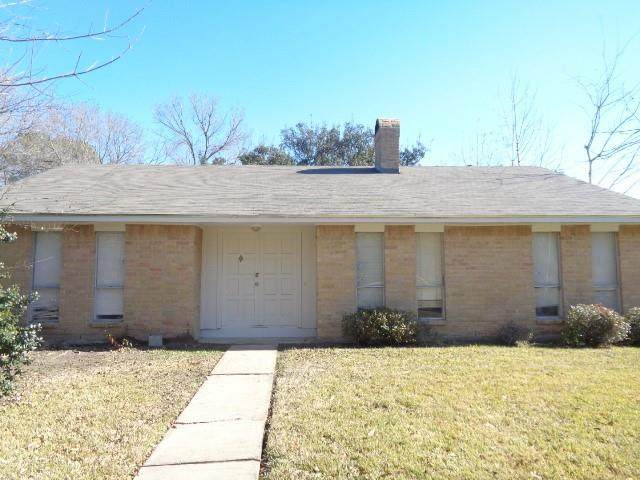 1615 Oakbury Drive, Missouri City, TX 77489 (MLS #24676782) :: The Home Branch