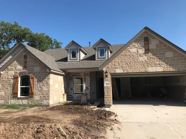 283 S Amherst Drive, West Columbia, TX 77486 (MLS #2469804) :: The SOLD by George Team