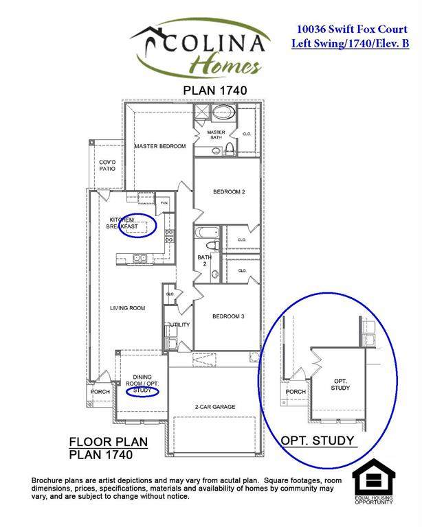 10036 Swift Fox Court, Magnolia, TX 77354 (MLS #24737517) :: TEXdot Realtors, Inc.