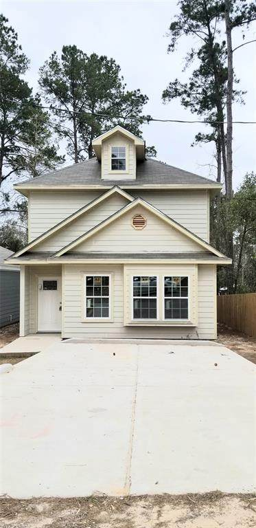 16877 Glenheath, Montgomery, TX 77316 (MLS #25101043) :: The Home Branch
