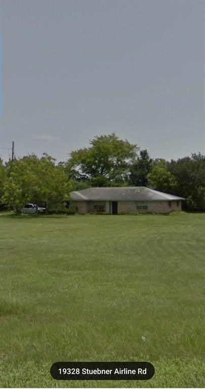 19328 Stuebner Airline Road, Spring, TX 77379 (MLS #25330565) :: The Queen Team