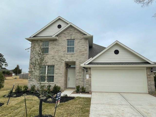 215 Lake View Drive, Montgomery, TX 77356 (MLS #25332849) :: The Queen Team
