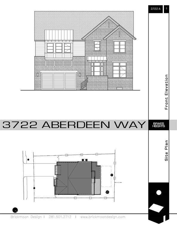 3722 Aberdeen Way, Houston, TX 77025 (MLS #25400395) :: The Sansone Group