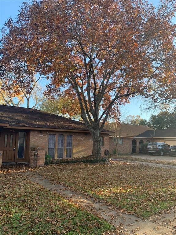 21319 Park Tree Lane, Katy, TX 77450 (MLS #25515088) :: The Bly Team