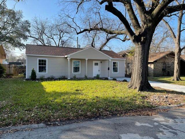 8610 Berndale Street, Houston, TX 77029 (MLS #25618973) :: The Wendy Sherman Team