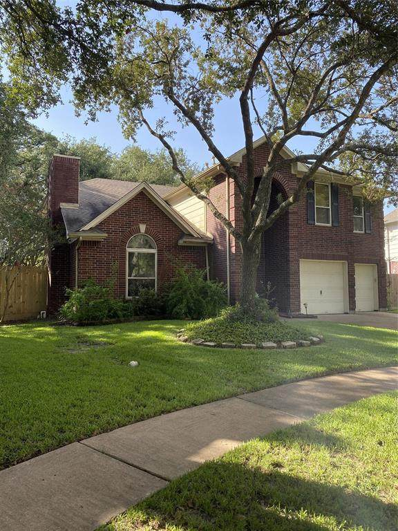 209 Turtlewood Drive, League City, TX 77573 (MLS #25730226) :: The SOLD by George Team