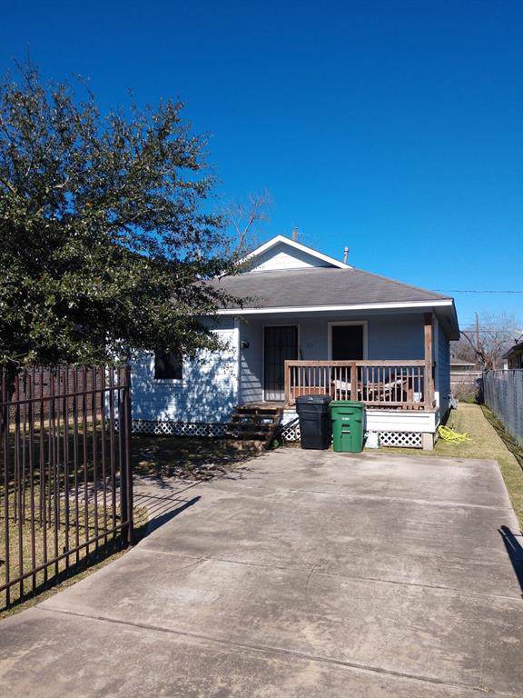 805 E 36th Street, Houston, TX 77022 (MLS #25789531) :: Ellison Real Estate Team