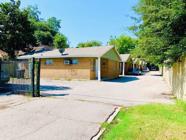 4823 Lavender Street, Houston, TX 77026 (MLS #25864165) :: The SOLD by George Team
