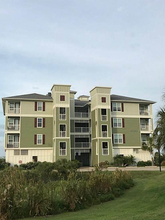 26540 Mangrove Drive #102, Galveston, TX 77554 (MLS #26003423) :: The Parodi Team at Realty Associates