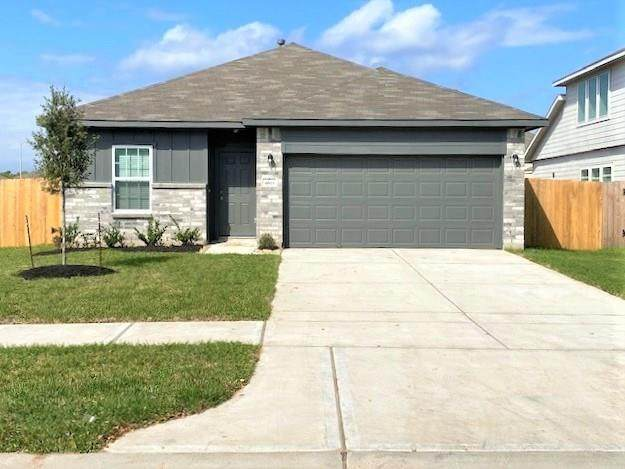 4611 S Richwood Drive, Richmond, TX 77469 (MLS #26278772) :: Lerner Realty Solutions