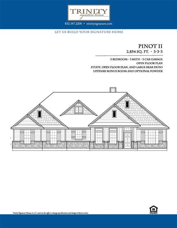 22519 Rainfern Drive, Magnolia, TX 77355 (MLS #26384728) :: Texas Home Shop Realty