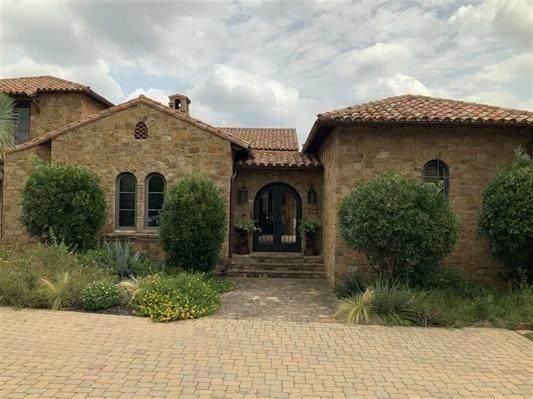 122 Plaza Escondido, Horseshoe Bay, TX 78657 (MLS #2653029) :: Texas Home Shop Realty