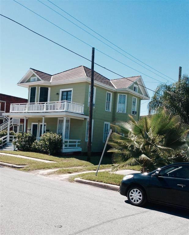 915 11th Street, Galveston, TX 77550 (MLS #26539538) :: NewHomePrograms.com