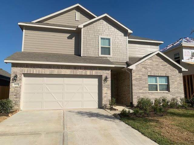 22618 Rosehill Meadow Drive, Tomball, TX 77377 (MLS #26572138) :: The Home Branch