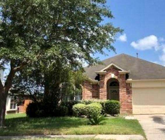 1106 Sun Prairie Drive, Houston, TX 77090 (MLS #26862686) :: Michele Harmon Team