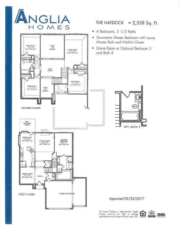 313 Burgundy Drive, Alvin, TX 77511 (MLS #2698495) :: Texas Home Shop Realty
