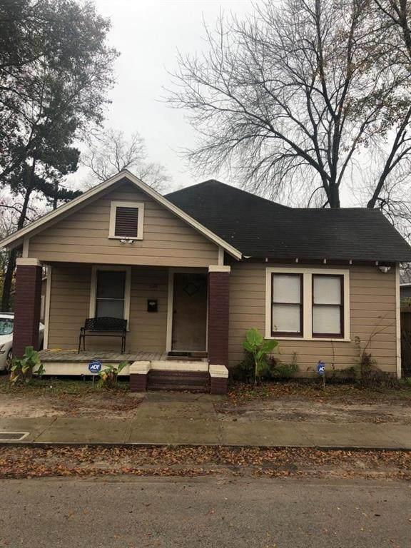 1124 Hammock Street, Houston, TX 77009 (MLS #2707648) :: The Property Guys