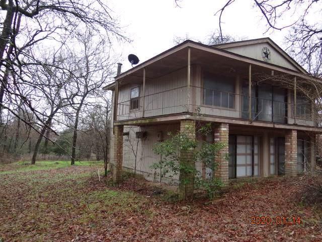 385 Parrs Marina Drive, Trinity, TX 75862 (MLS #27090327) :: The Bly Team