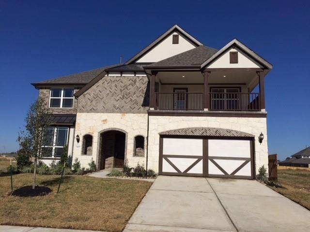 19022 Blossoming Buttercup Drive, Tomball, TX 77377 (MLS #27209955) :: The Queen Team