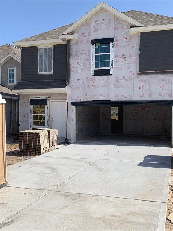 25027 Adams Canyon Drive, Porter, TX 77365 (MLS #27255587) :: Michele Harmon Team