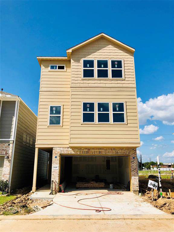 5435 Camaguey, Houston, TX 77023 (MLS #27311640) :: CORE Realty