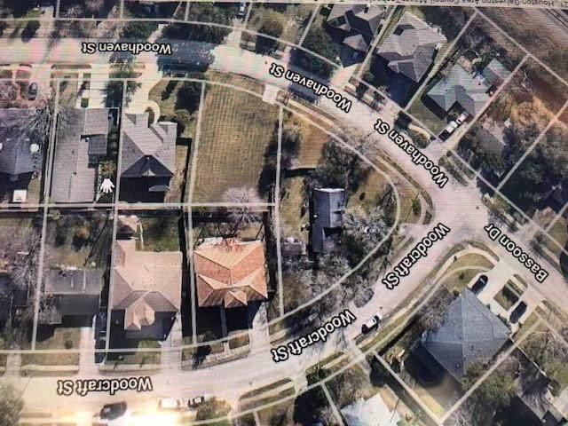 4138 Woodhaven Street, Houston, TX 77025 (MLS #27395641) :: Texas Home Shop Realty