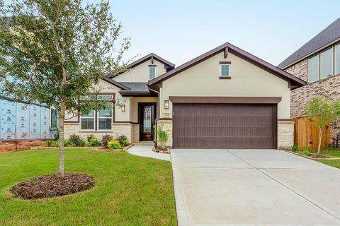 13226 Terania Cliff Trace, Houston, TX 77059 (MLS #27505016) :: The Home Branch