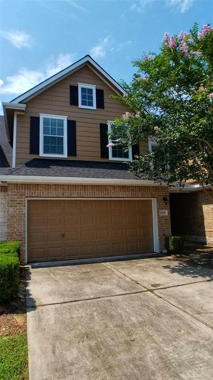 13007 Iris Garden Lane, Houston, TX 77044 (MLS #27585907) :: Rose Above Realty
