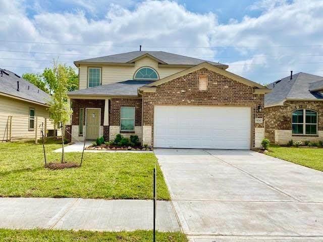 826 Pismo Lane, Rosharon, TX 77583 (MLS #27688380) :: Green Residential