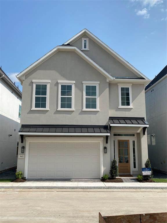 3509 Bridgewater Oaks Lane, Houston, TX 77055 (MLS #27797747) :: Caskey Realty