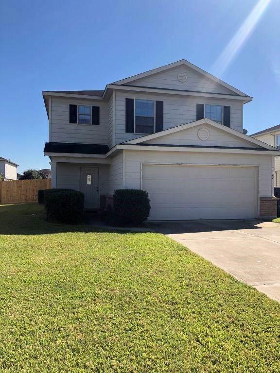 1123 Desert Springs Lane, Rosenberg, TX 77471 (MLS #27871078) :: The Sansone Group