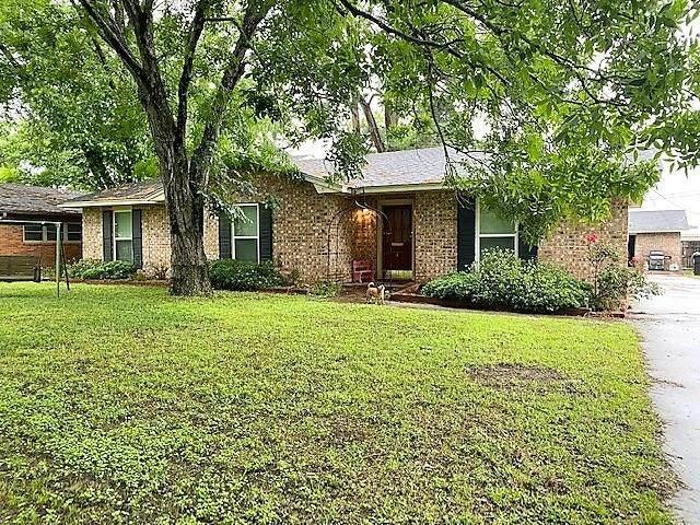 4 Mimosa Lane, Teague, TX 75860 (MLS #28166555) :: The Home Branch