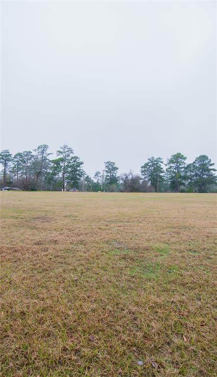Lot 2 Cr 410, Navasota, TX 77868 (MLS #28175342) :: My BCS Home Real Estate Group