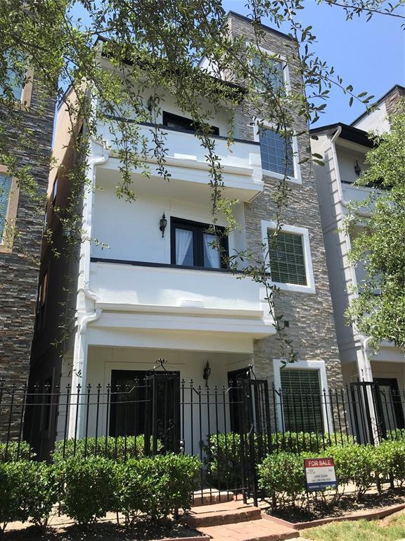 1525 NE Rosewood Street NE, Houston, TX 77004 (MLS #28179985) :: Oscar Fine Properties