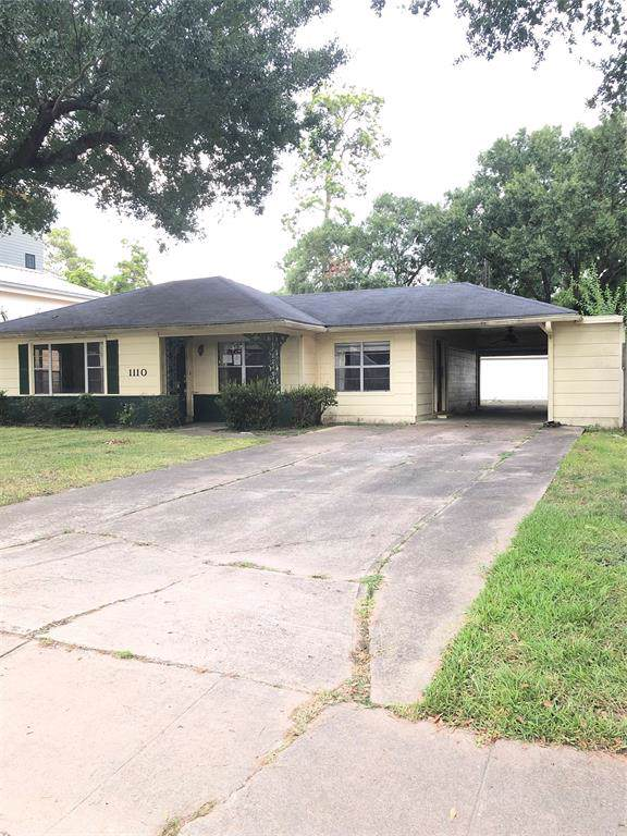 1110 Grovewood Lane, Houston, TX 77008 (MLS #28182000) :: The Bly Team