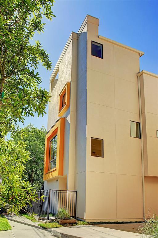 1628 Vermont Street, Houston, TX 77006 (MLS #28350428) :: Texas Home Shop Realty