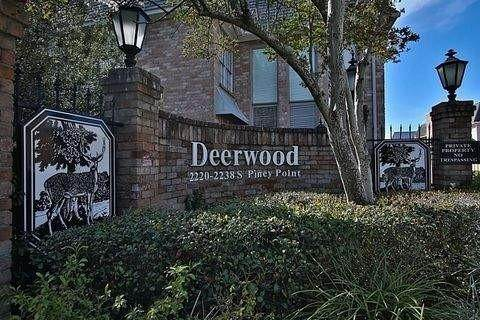 2230 S Piney Point Road #125, Houston, TX 77063 (MLS #28401977) :: The Home Branch