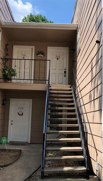 2800 Jeanetta Street #712, Houston, TX 77063 (MLS #28427409) :: Green Residential