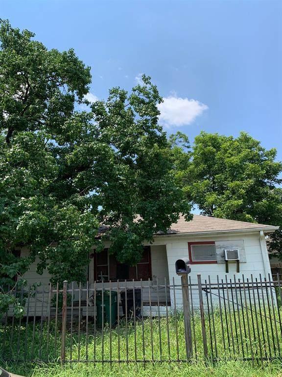 5421 Margarita Street A, Houston, TX 77020 (MLS #28785045) :: My BCS Home Real Estate Group